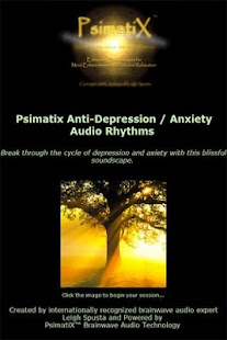 End Anxiety Brainwave Audio - screenshot