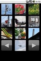 Screenshot of Moai Image Viewer