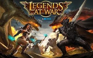 Screenshot of Legends at War