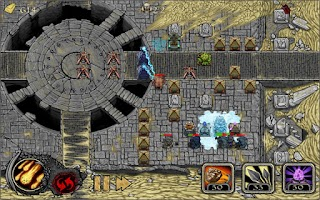 Screenshot of Warlock Defense Trial