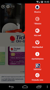 Ticket On-the-Go - screenshot