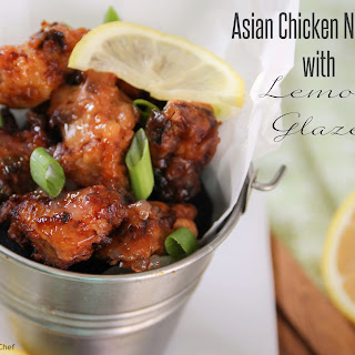 Asian-style Chicken Nuggets