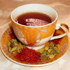 Traditional Kuwaiti Tea
