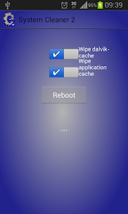 System cleaner 2 APK for Kindle Fire