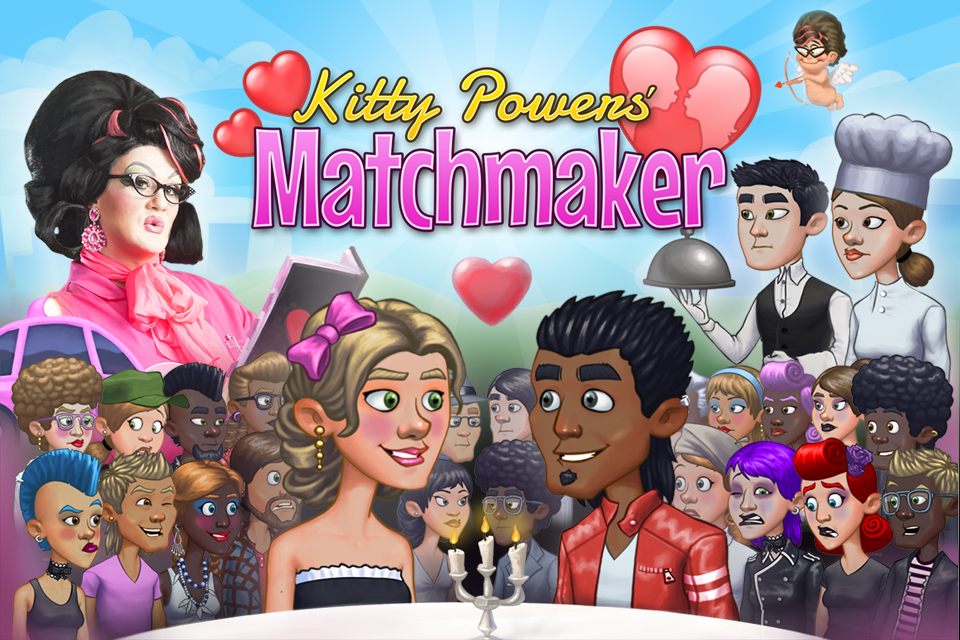 Kitty Powers' Matchmaker Screenshot 0