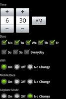 Screenshot of NetSchedule