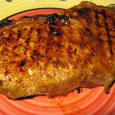 A-1Zesty Lemon Steak