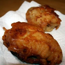 Beer Batter Fried Chicken