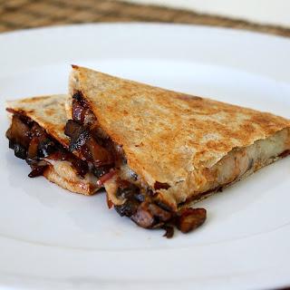 Portobello Quesadilla Recipes