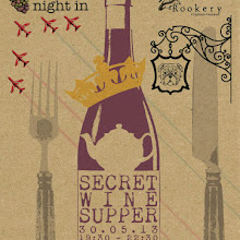 May Secret Wine Supper