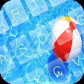 App S4 Water Pool Keyboard Theme APK for Windows Phone