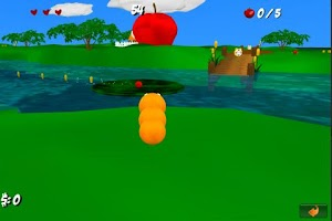 Screenshot of Mr Nibbles 3D - Gold Pack