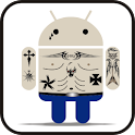 Droid Tattoo doo-dad icon