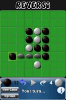 Screenshot of Deep Green Reversi