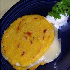 Ww 1 Point - Arepas (Alternative to Tortillas) OAMC