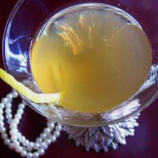 Lavender Ladies Martini