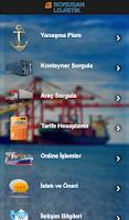 Screenshot of Borusan Port Mobile