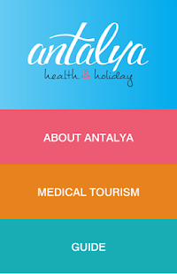 Antalya Medical Tourism Guide - screenshot