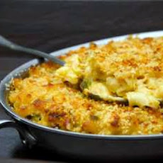 Macaroni and Cheese with Prosciutto