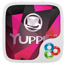 Yuppie GO Launcher Theme