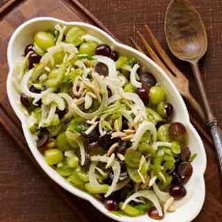 Fennel Salad Grapes Recipes