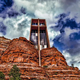 by Lisa Coletto - Landscapes Mountains & Hills ( hills mountains, swedona, cathedral, red rocks )