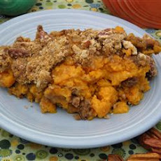Sweet Potato Crisp