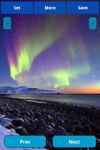 Aurora Borealis Wallpapers - screenshot