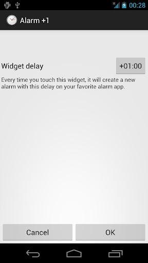 Alarm +1