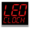 PK Led Clock Widget icon
