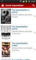 Screenshot of New Movie Reviews