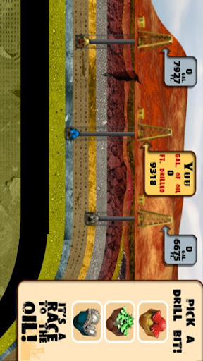 Oil Tycoon Slot Machine - screenshot