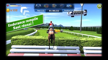 Screenshot of SPEEDY HORSE