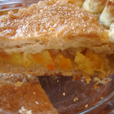 Kumquat Shaker Pie