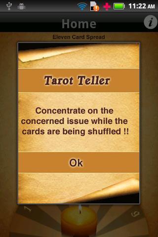 【免費娛樂App】Tarot Teller-APP點子
