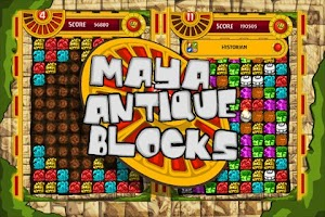 Screenshot of Maya Ruby Match Gold Blitz