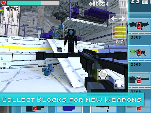 Block Gun 3D: Call of Destiny - screenshot
