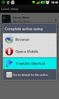 Screenshot of Youtube Shortcut Free