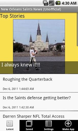 New Orleans Saints News NFL