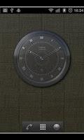 Screenshot of TURLINGTON Alarm Clock Widget