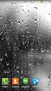 App Raindrops Live Wallpaper HD 8 APK for Windows Phone