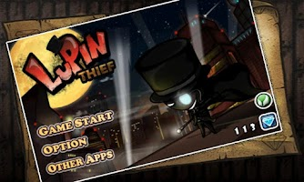 Screenshot of Thief Lupin!