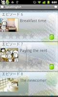 Screenshot of SpeakEnglish