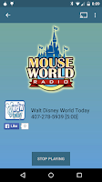 Screenshot of MouseWorld Radio