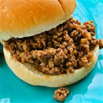 Tonya's Terrific Sloppy Joes
