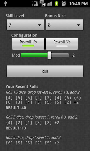 【免費工具App】Bonus Dice Roller-APP點子