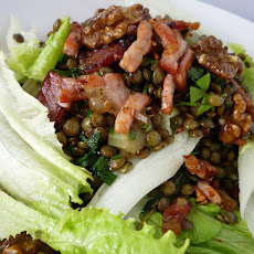 Bulgur, Pomegranate and Walnut Salad