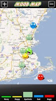 Screenshot of Mood Map
