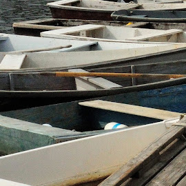 by Whitney Bowley - Transportation Boats