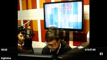 Screenshot of The Shock FM101 วิทยุ เดอะช็อค